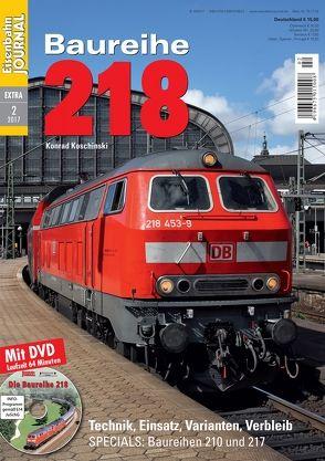 Baureihe 218 von Koschinski,  Konrad