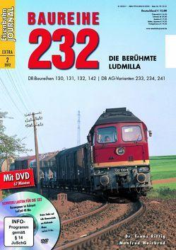 Baureihe 232 von Rittig,  Franz, Weisbrod,  Manfred