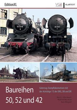 Baureihen 50, 52 und 42 von Obermayer,  Horst J, Weisbrod,  Manfred, Wiegard,  Hans
