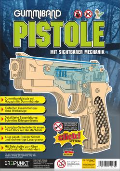 Bausatz 'Gummibandpistole'