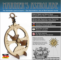 Bausatz Mariner's Astrolabe (Deluxe Edition)