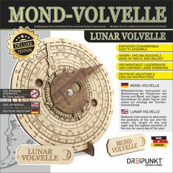 Bausatz Mond-Volvelle / Lunar-Volvelle Deluxe Edition