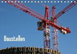 Baustellen (Tischkalender 2019 DIN A5 quer) von Berg,  Martina