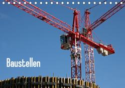 Baustellen (Tischkalender 2020 DIN A5 quer) von Berg,  Martina