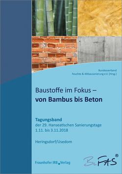 Baustoffe im Fokus – von Bambus bis Beton.