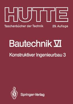 Bautechnik von Bieger,  K.W., Cziesielski,  Erich, Lierse,  J., Lindner,  J., Roth,  J.