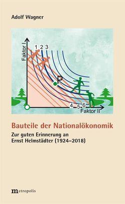 Bauteile der Nationalökonomik von Wagner,  Adolf