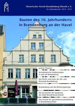 Bauten des 16. Jahrhunderts in Brandenburg an der Havel