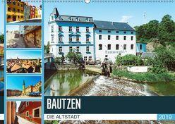 Bautzen Die Altstadt (Wandkalender 2019 DIN A2 quer) von Meutzner,  Dirk