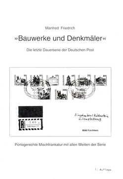 Bauwerke und Denkmäler von Friedrich,  Manfred