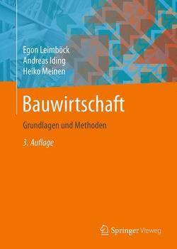 Bauwirtschaft von Iding,  Andreas, Leimböck,  Egon, Meinen,  Heiko