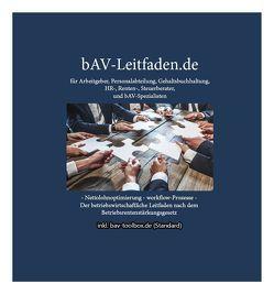 bAV-Leitfaden.de von Hoffmann,  Werner