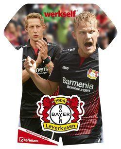 Bayer 04 Leverkusen, Trikotkalender 2018