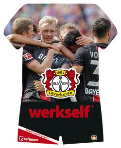 Bayer 04 Leverkusen 2020 Trikotkalender