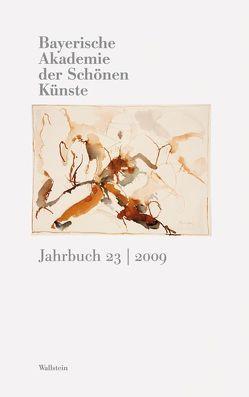 Bayerische Akademie der schönen Künste. Jahrbuch / Bayerische Akademie der Schönen Künste von Präsident u. Direktorium d. Bayerischen Akademie d. Schönen Künste in München
