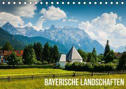 Bayerische Landschaften (Tischkalender 2019 DIN A5 quer) von Gospodarek,  Mikolaj