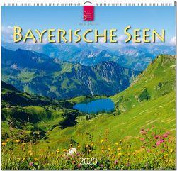 Bayerische Seen von Siepmann,  Martin