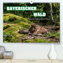 Bayerischer Wald (Premium, hochwertiger DIN A2 Wandkalender 2020, Kunstdruck in Hochglanz) von Thiele,  Ralf-Udo