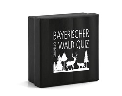 Bayerischer Wald-Quiz von Wolf,  Gregor