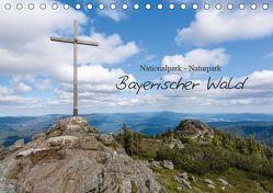 Bayerischer Wald (Tischkalender 2019 DIN A5 quer) von Vonzin,  Andreas