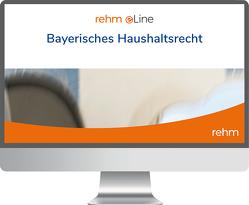 Bayerisches Haushaltsrecht online von Haferkorn,  Michael, Michl-Wolfrum,  Erwin
