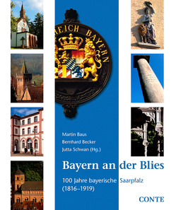 Bayern an der Blies von Baus,  Martin, Becker,  Bernhard, Schwan,  Jutta
