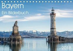 Bayern – Ein Bilderbuch (Tischkalender 2018 DIN A5 quer) von Zwanzger,  Wolfgang