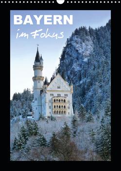 Bayern im Fokus (Wandkalender 2020 DIN A3 hoch) von Huschka,  Klaus-Peter