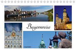 Bayernreise (Tischkalender 2019 DIN A5 quer)