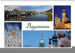 Bayernreise (Wandkalender 2018 DIN A2 quer) von boeTtchEr,  U