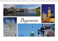 Bayernreise (Wandkalender 2018 DIN A4 quer) von boeTtchEr,  U