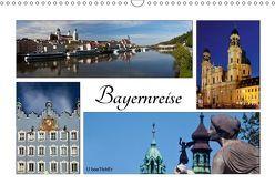 Bayernreise (Wandkalender 2019 DIN A3 quer) von boeTtchEr,  U