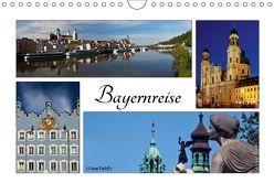 Bayernreise (Wandkalender 2019 DIN A4 quer) von boeTtchEr,  U