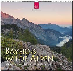 Bayerns wilde Alpen – Alpine Ursprünglichkeit – grandios und vergänglich von Rossman,  Tobias