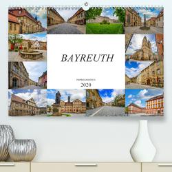 Bayreuth Impressionen (Premium, hochwertiger DIN A2 Wandkalender 2020, Kunstdruck in Hochglanz) von Meutzner,  Dirk