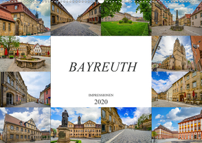 Bayreuth Impressionen (Wandkalender 2020 DIN A2 quer) von Meutzner,  Dirk