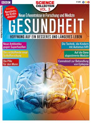 BBC Science Collection Vol. 3 – Neue Erkenntnisse in Forschung und Medizin: GESUNDHEIT von Buss,  Oliver