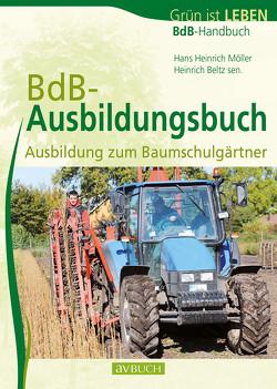 BdB Ausbildungsbuch von Beltz,  Heinrich sen., Möller,  Hans Heinrich