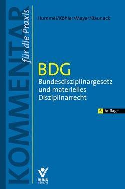 BDG von Baunack,  Sebastian, Hummel,  Dieter, Köhler,  Daniel, Mayer,  Dietrich