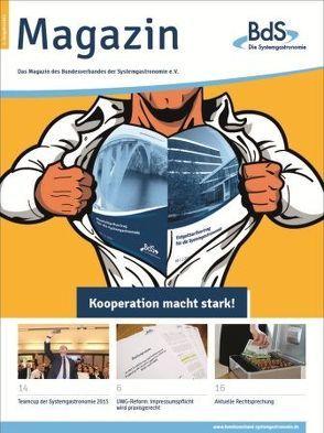 BdS-Magazin, 01-2015
