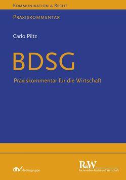 BDSG von Piltz,  Carlo