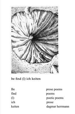 be-find-(l)-ich-keiten von Herrmann,  Dagmar