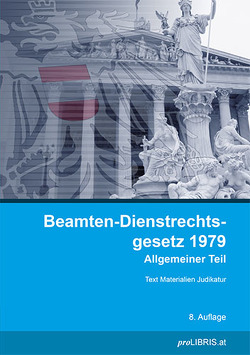 Beamten-Dienstrechtsgesetz 1979 von proLIBRIS VerlagsgesmbH