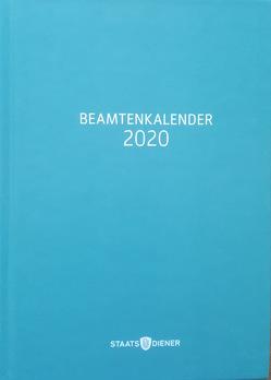 Beamtenkalender 2020 von Henneke,  Sebastian