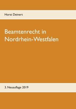 Beamtenrecht in Nordrhein-Westfalen von Deinert,  Horst