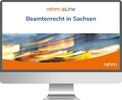 Beamtenrecht in Sachsen online von Bienk-Koolman,  Sabine, Döring,  Peggy, Herold,  René, Huber,  Raimund, Summer,  Rudolf, Weiß,  Irmgard, Woydera,  Walter, Zängl,  Siegfried