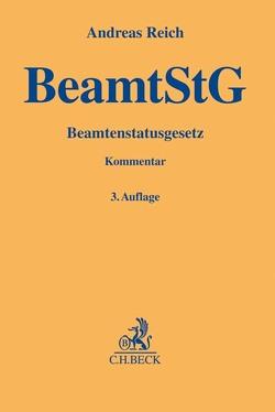 Beamtenstatusgesetz von Reich,  Andreas