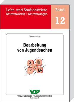 Bearbeitung von Jugendsachen von Clages,  Horst, Neidhardt,  Klaus, Nisse,  Reingard