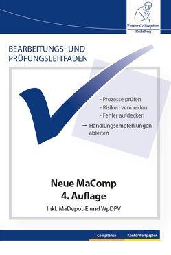 Bearbeitungs- und Prüfungsleitfaden: Neue MaComp 4. Auflage von Bacher,  Ralf, Brcic,  Davor, Brendler,  Sabine, u.a.