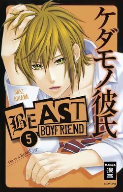 Beast Boyfriend 05 von Aikawa,  Saki, Okada-Willmann,  Yayoi